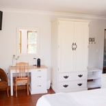 Spacious en-suite rooms with free wifi